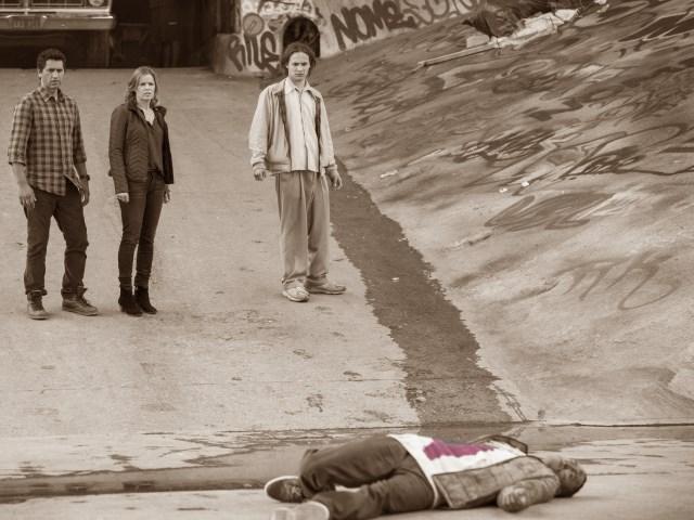"""""""Бойтесь ходячих мертвецов"""", рецензия"""