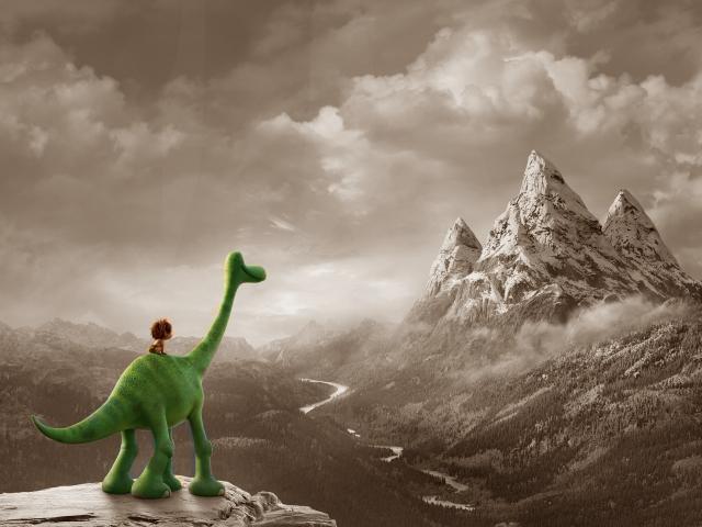 Хороший динозавр, рецензия
