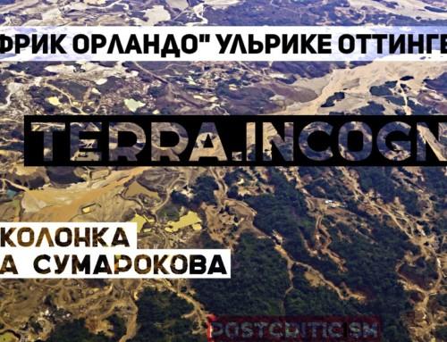 Terra incognita: «Фрик Орландо» Ульрике Оттингер