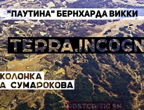 Terra incognita: «Паутина» Бернхарда Викки
