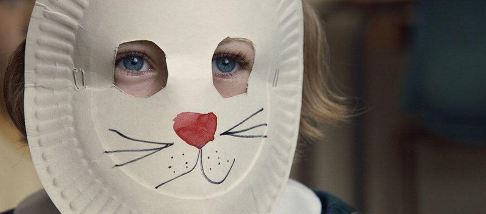 Детская маска